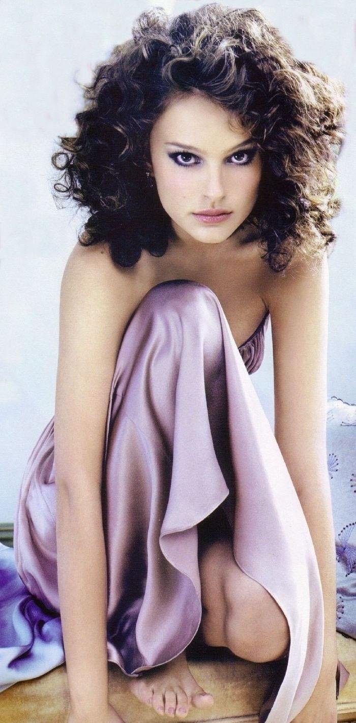 Natalie Portman nahá. Foto - 5