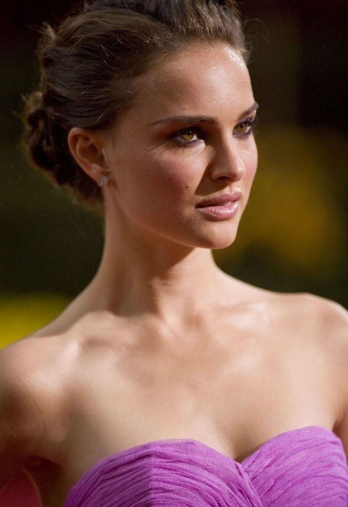 Natalie Portman nahá. Foto - 6