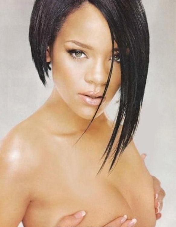 Rihanna nahá. Foto - 10