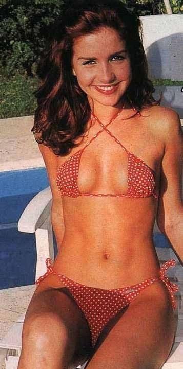 Natalia Oreiro nahá. Foto - 14