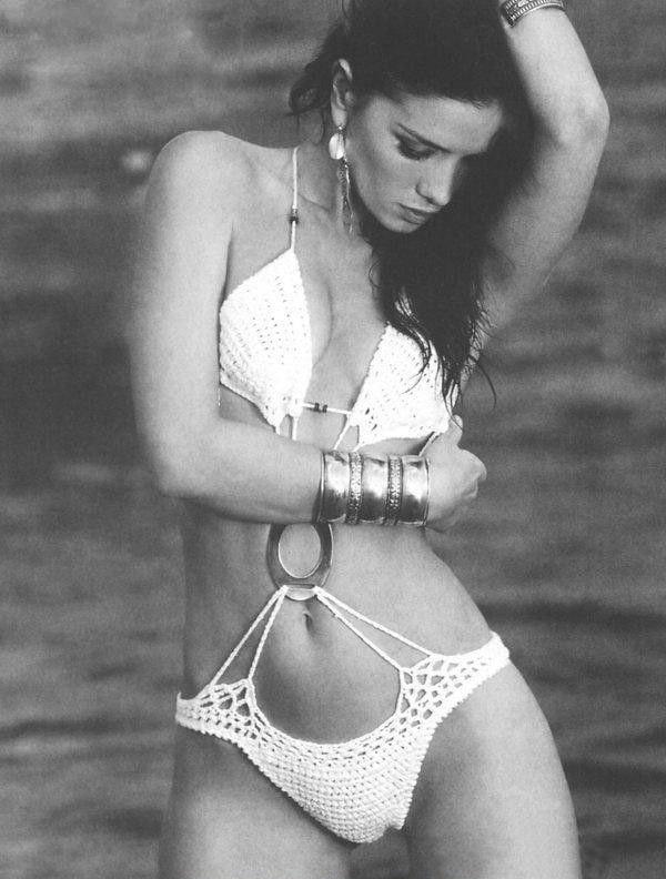 Natalia Oreiro nahá. Foto - 48