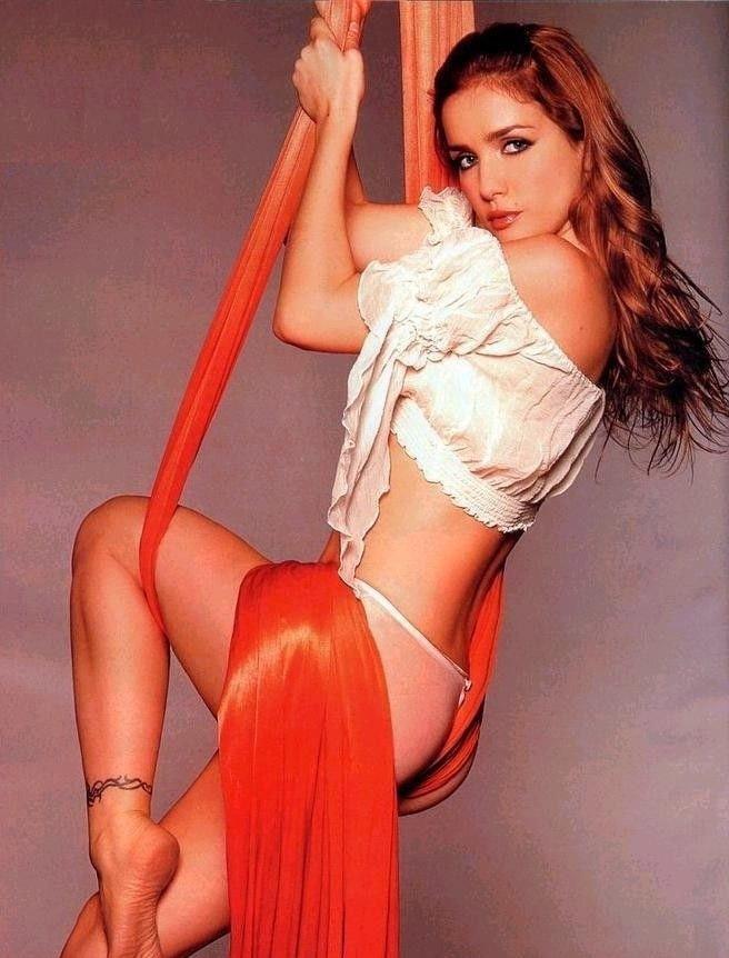 Natalia Oreiro nahá. Foto - 50