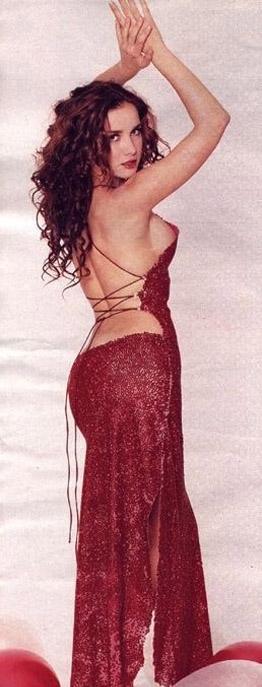 Natalia Oreiro nahá. Foto - 6
