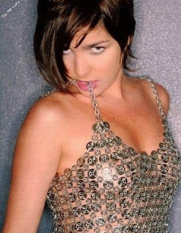 Natalia Oreiro nahá. Foto - 9