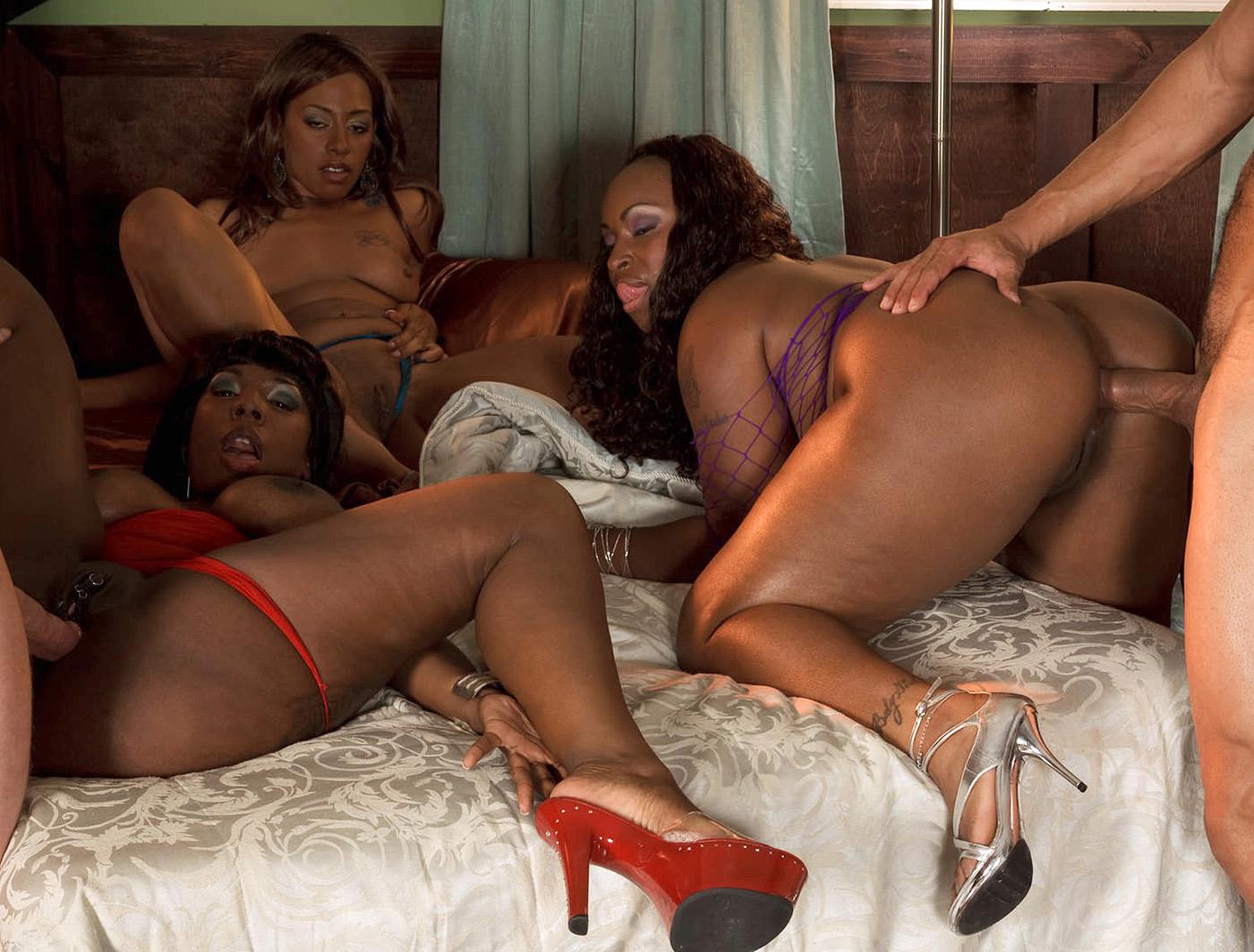 Ebony porn photos. Gallery № 37. Photo - 10
