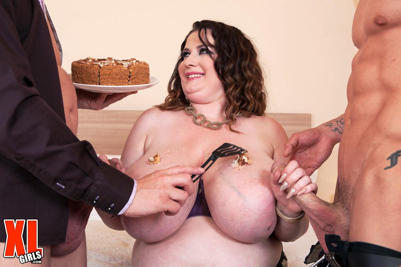 BBW & Fat porn photos. Gallery № 1425. Photo - 7