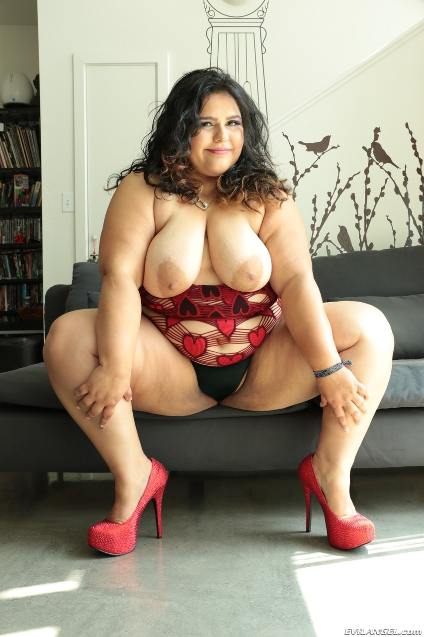 BBW & Fat porn photos. Gallery № 658. Photo - 6