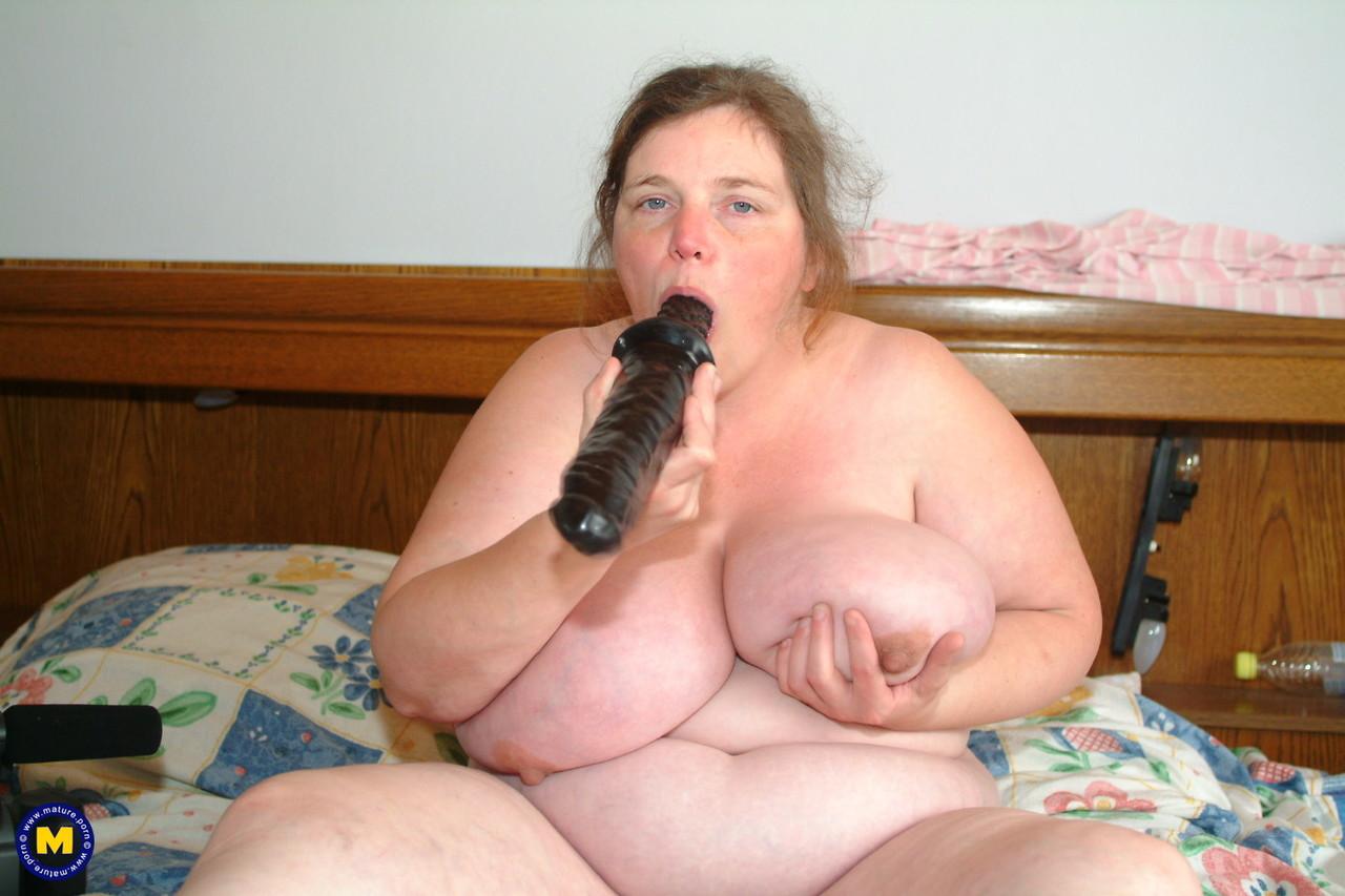 BBW & Fat porn photos. Gallery № 661. Photo - 12