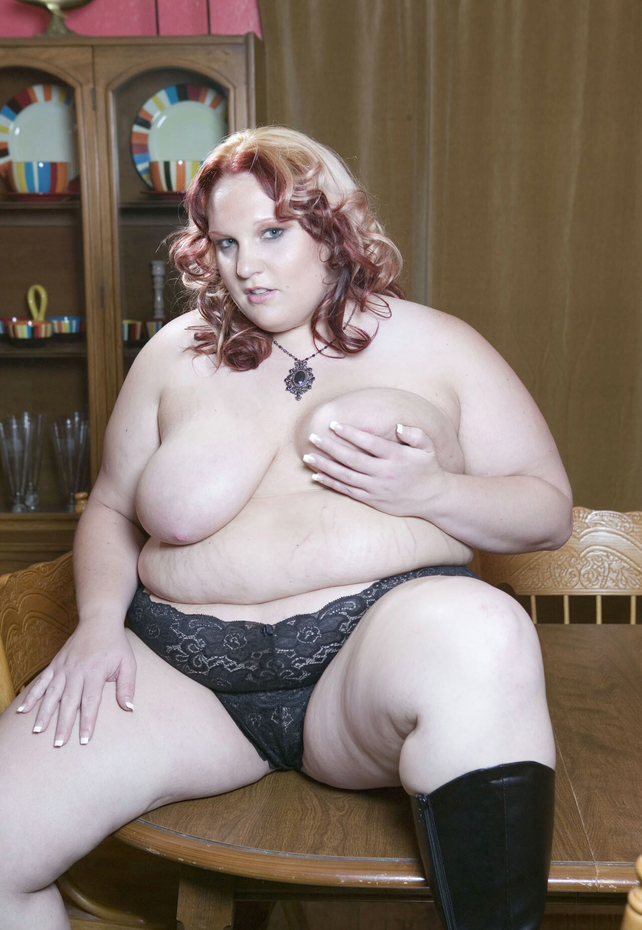 BBW & Fat porn photos. Gallery № 73. Photo - 4