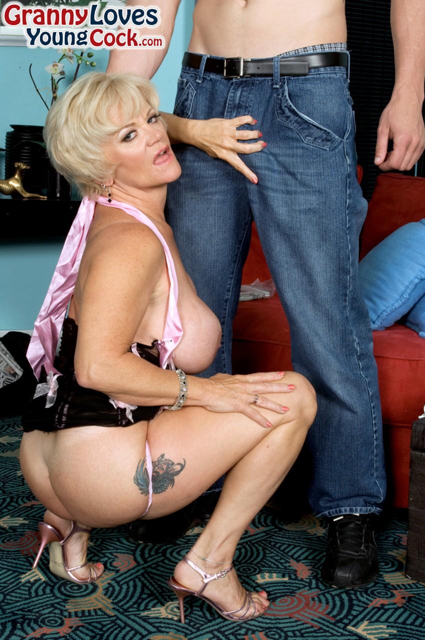 Mature & Granny porn photos. Gallery № 1240. Photo - 4